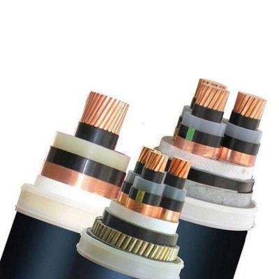 铜芯聚氯乙烯绝缘控制电缆
