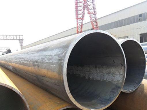 沧州振达管业大口径厚壁直缝钢管