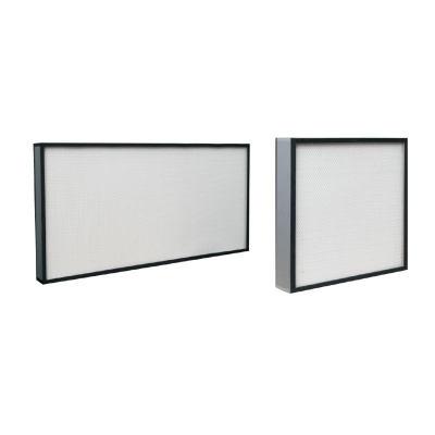 铝框无隔板过滤器