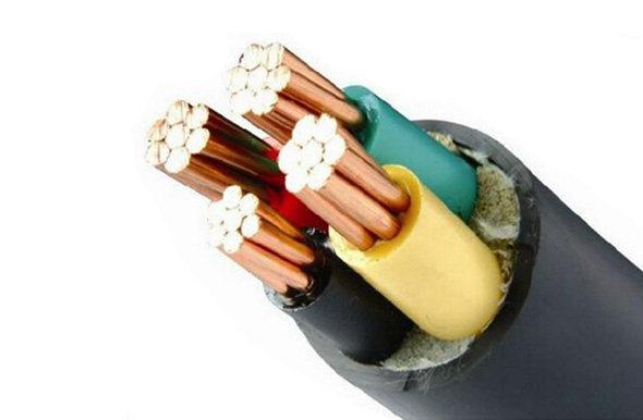 NH-VV 耐火型铜芯聚氯乙烯绝缘护套电力电缆