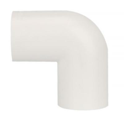 lesso/联塑PVC线线槽管配件 管弯头 16-60mm线管弯头电工套管配件